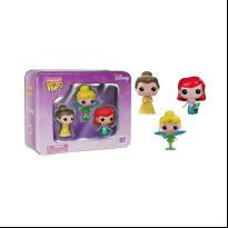 Disney 3-Pack Tin - Ariel, Tinkerbell and Belle