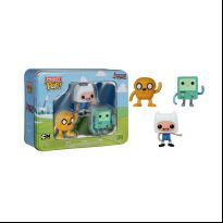 Adventure Time 3-Pack Tin - Jake, Finn, and BMO