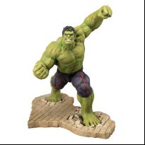 Avengers Age of Ultron Rampaging Hulk ArtFX Statue - Entertainment Earth Exclusive