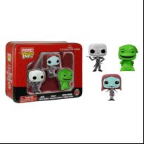 The Nightmare Before Christmas 3-Pack Tin - Jack, Sally, and Oogie Boogie
