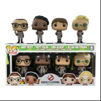 Ghostbusters 2016 - Boxed Set