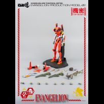 ROBO-DOU Evangelion Production Model-02