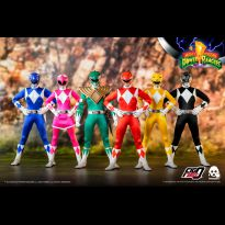 Mighty Morphin Power Rangers 1/6