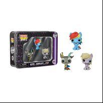 My Little Pony 3-Pack Tin - Rainbow Dash, Derpy & Discord