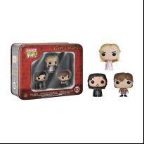Game of Thrones Pocket 3-Pack Tin - Jon Snow, Tyrion & Daenerys