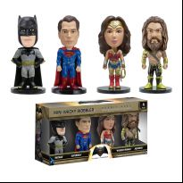 Batman v Superman - Dawn of Justice Minis 4-Pack