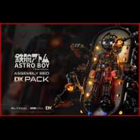 Astroboy Assembly Bed DX Pack