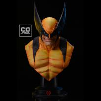 Wolverine Life Size Bust