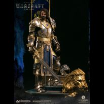King Llane (Warcraft Movie) 1/4