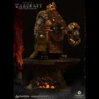 Magni Bronzebeard (Warcraft Movie) 1/4