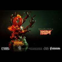 Hellboy Excalibur Edt