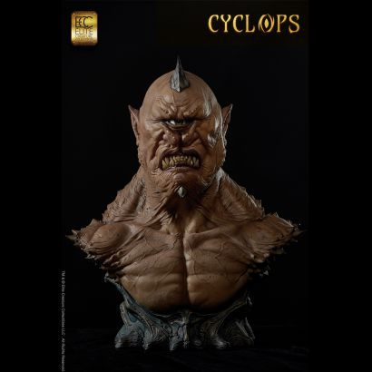 Cyclops Lifesize Bust