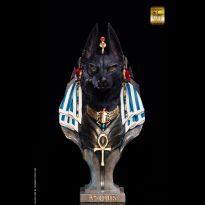 Anubis Lifesize Bust