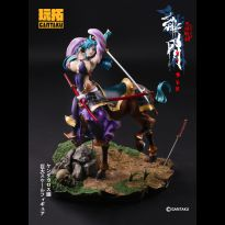 Basyosenki Hisen (Female warrior of Centaur)