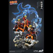 Uzumaki Naruto Senjutsu Futon Rasen Shuriken 1/8
