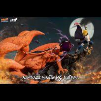 Namikaze Minato vs Kurama (Naruto Shippuden) 1/8
