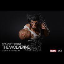 Wolverine Life Size Bust (Marvel Comics)