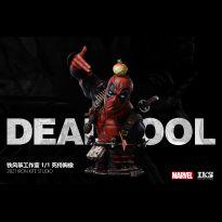 Deadpool Life Size Bust (Marvel Comics)