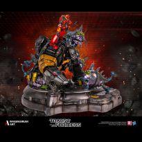 Grimlock Battle Diorama
