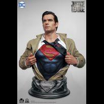 Superman Lifesize Bust (Justice League)
