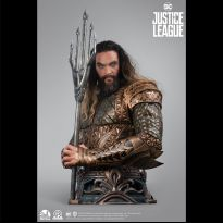 Aquaman Lifesize Bust (Justice League)