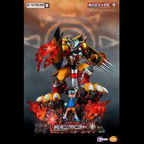 Yagami Taichi & Wargreymon (Digimon)