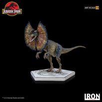 Dilophosaurus 1/10 (Jurassic Park)