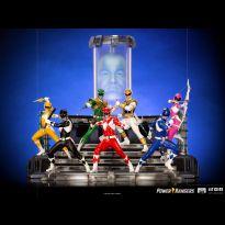Power Ranger Complete Set 1/10
