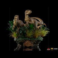 Just The Two Raptors (Jurassic Park) 1/10