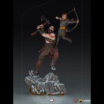 Kratos and Atreus (God of War) /10