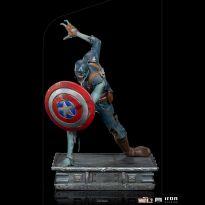 Zombie Captain America (Marvel) 1/10