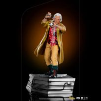 Doc Brown (Back to the Future II) 1/10