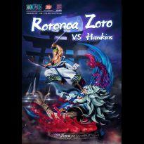 Roronoa Zoro VS Hawkins (One Piece)
