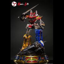 Mighty Morphin Power Rangers Megazord Clear Ver
