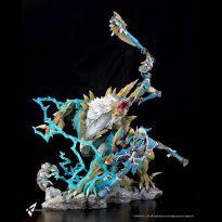 Zinogre The Thunder Wolf Wyvern (Monster Hunter) 1/10