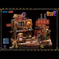 Fierce Battle Chinatown (Metal Slug 2)
