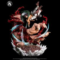 Livai Ackerman vs Bestial Titan (Attack on Titans) 1/6