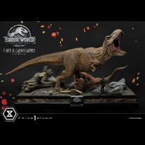 Tyrannosaurus Rex & Carnotaurus (Jurassic World Fallen Kingdom) 1/15