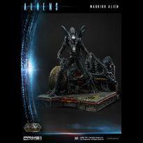 Warrior Alien Diorama Deluxe
