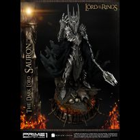 The Dark Lord Sauron (Lord of the Rings) 1/4