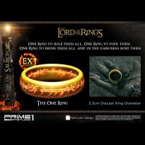 The Dark Lord Sauron (Lord of the Rings)Exclusive 1/4