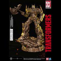 Optimus Prime Antique Gold Edt (Transformers G1)