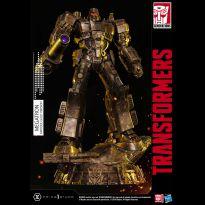 Megatron Antique Gold Edt (Transformers G1)