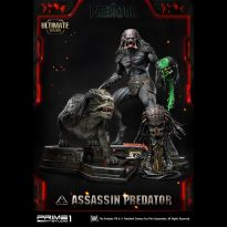 Assassin Predator Ultimate (The Predator 2018) 1/4