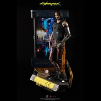 Johnny Silverhand (Cyberpunk 2077) Exclusive 1/4