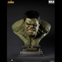 Hulk Lifesize Bust