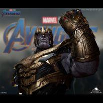 Thanos Half Body Life Size Bust
