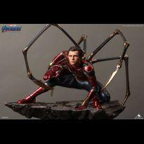Iron Spider Man Deluxe Edt 1/4