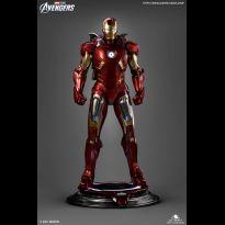 Iron Man Mark 7 Lifesize (Marvel)