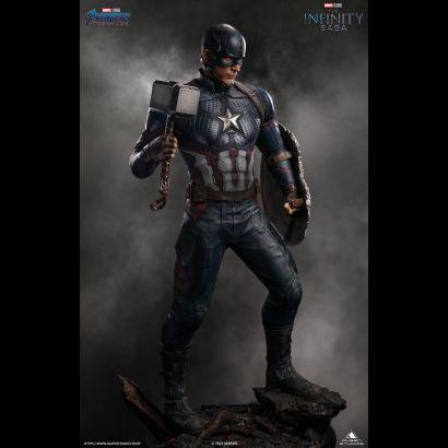 Captain America (Marvel) 1/2